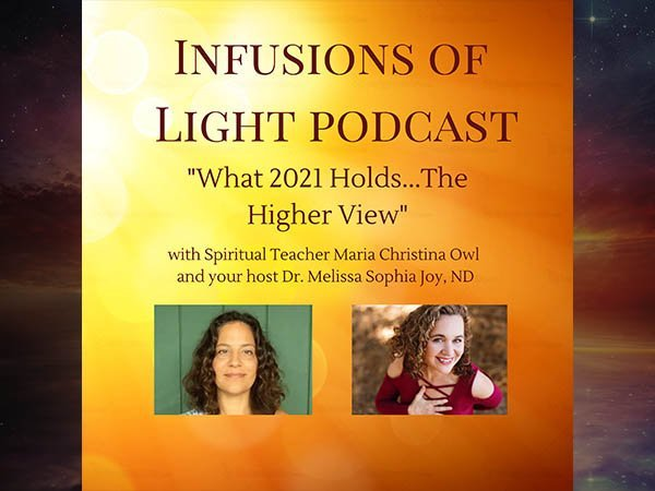 What 2021 Holds…The Higher View – Episode 13